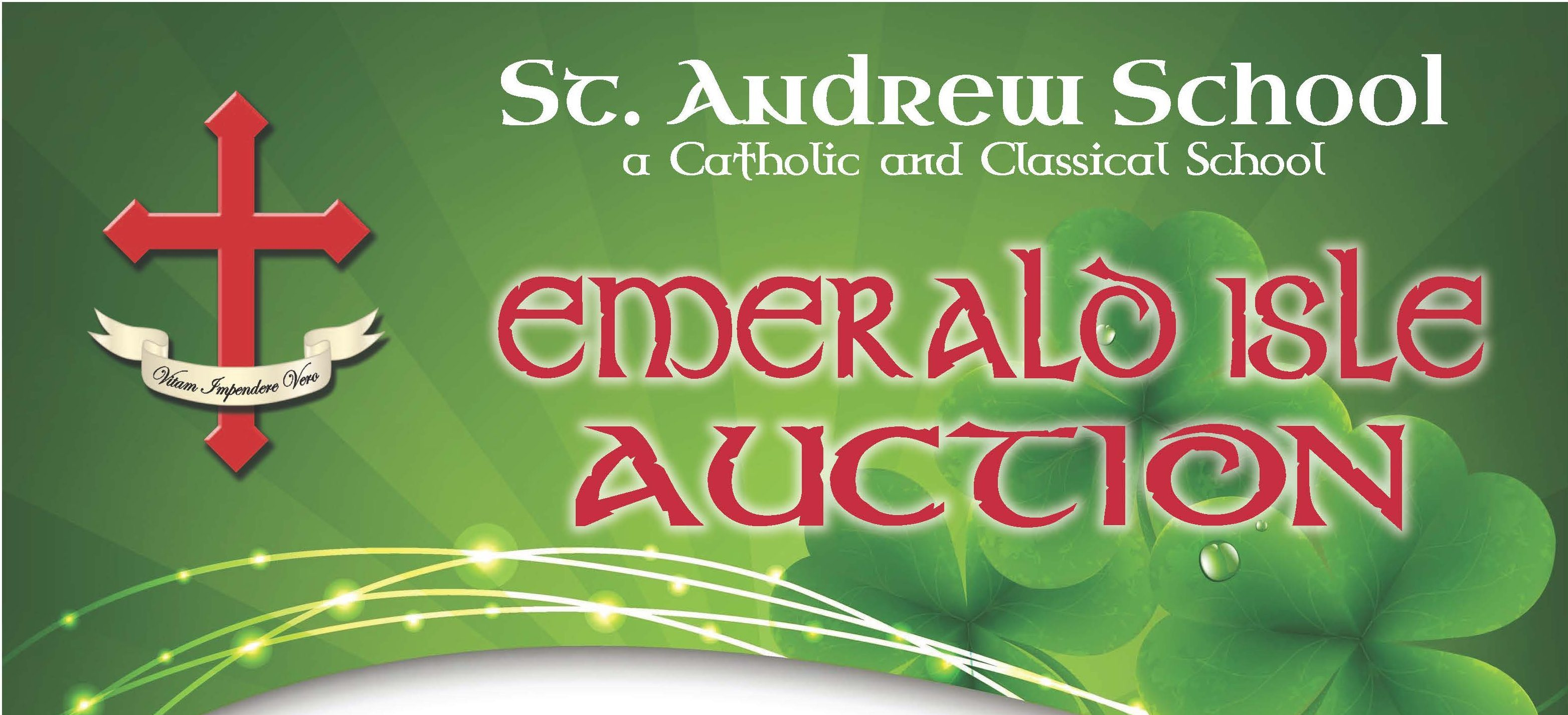 Emerald Isle Auction – St. Andrew School, Helena MT
