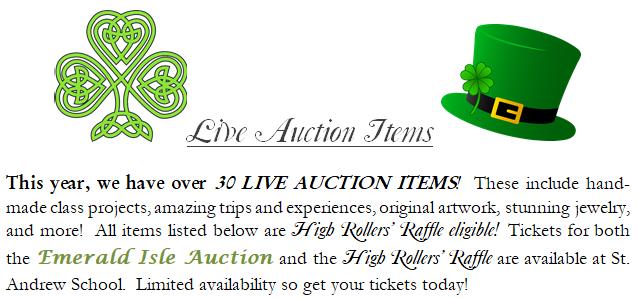 Live Auction nb18