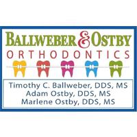 Ballweber & Ostby Orthodontics--Gold Sponsor