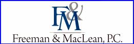 Freeman & MacLean, PC--Bronze Sponsor