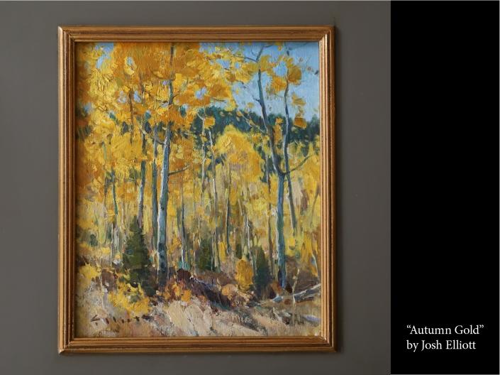 Autumn Gold by Josh Elliott