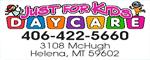 Just For Kids DayCare--Bronze Sponsor