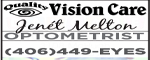 Quality Vision Care--Bronze Sponsor