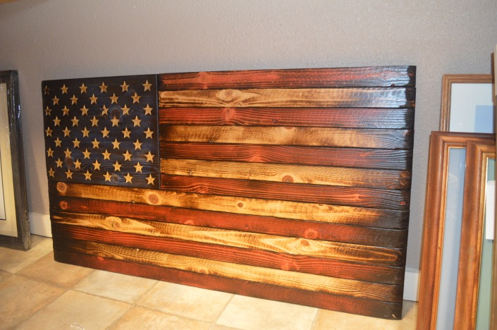 American Flag for your wall